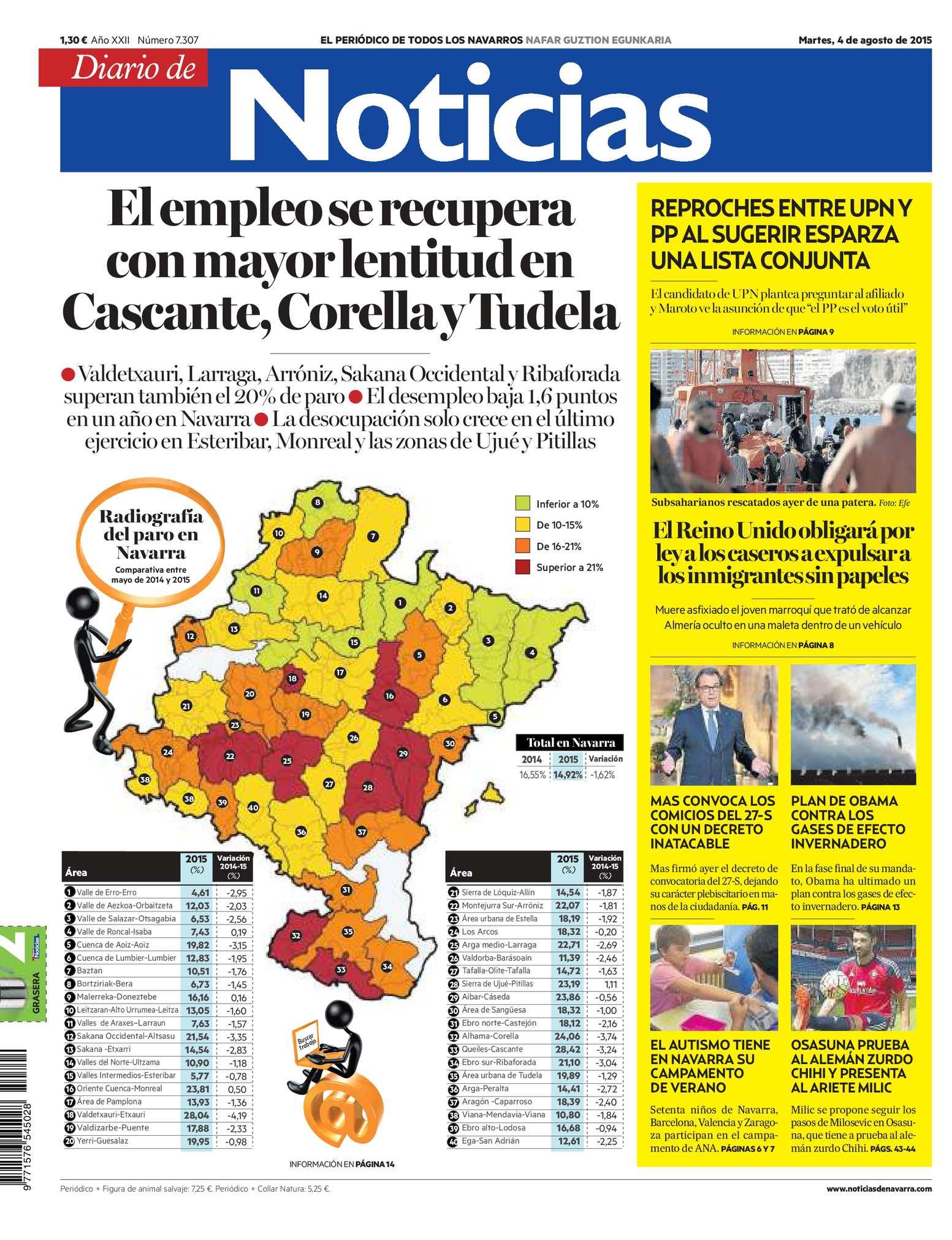 Calaméo - Diario de Noticias 20150804