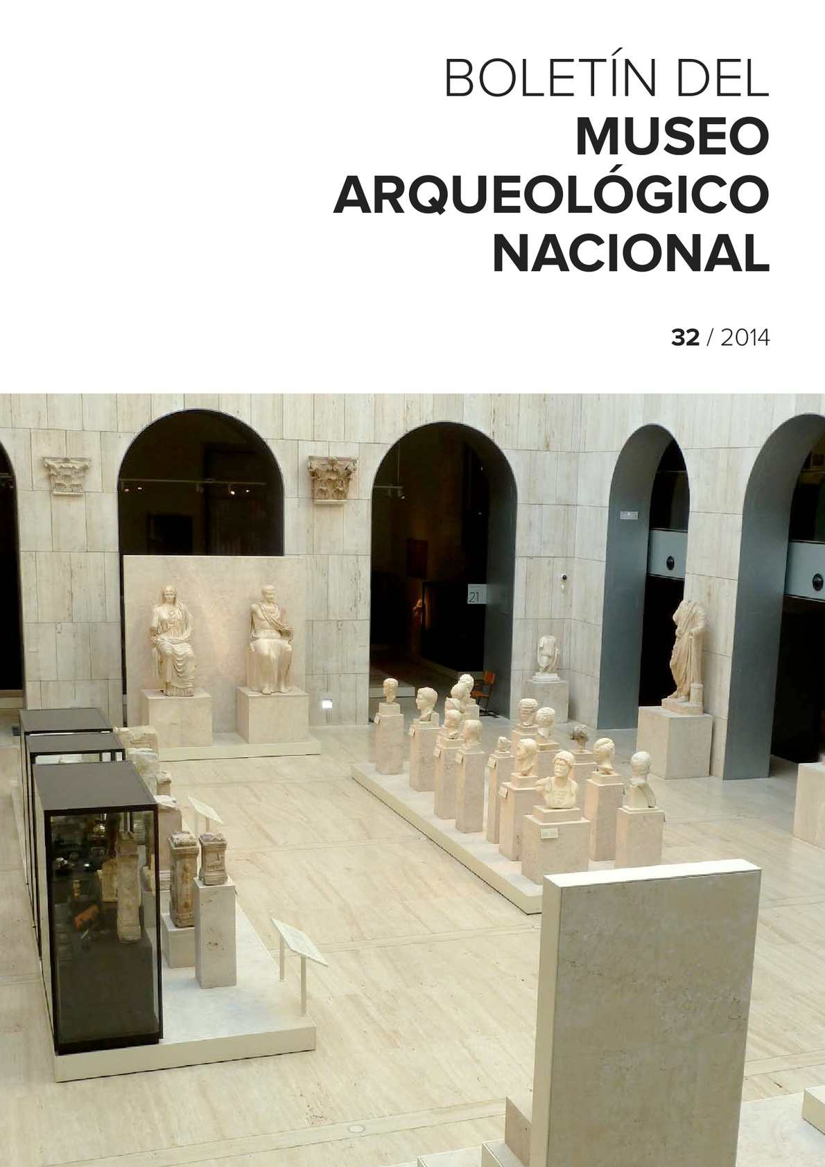 Calaméo - Boletín del Museo Arqueológico Nacional 32/2014