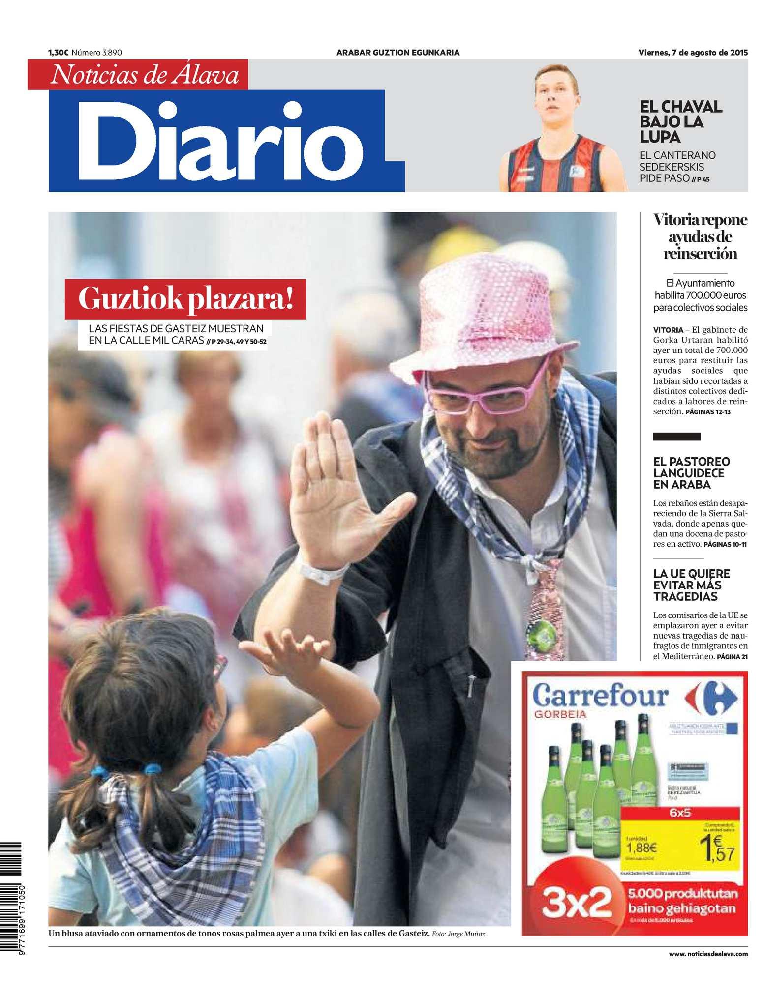 Calaméo - Diario de Noticias de Álava 20150807 4c0388caa390b