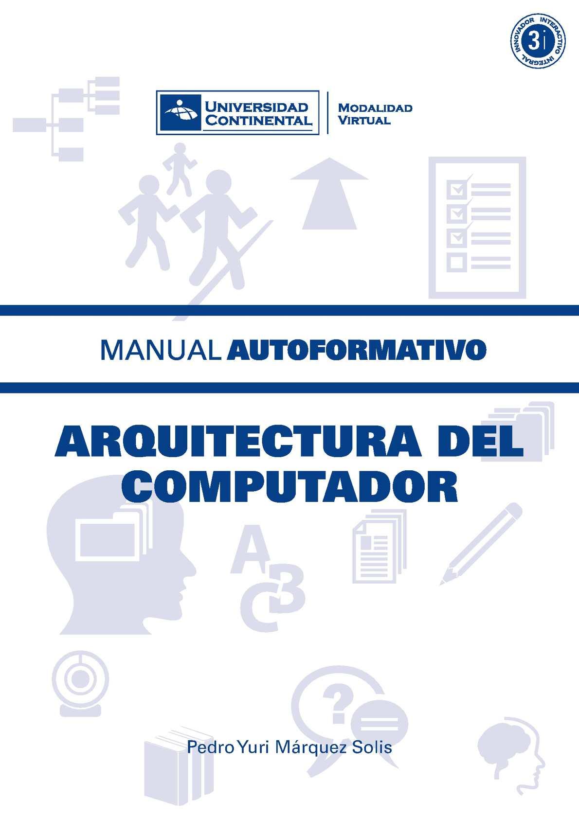 A0028 Arquitectura Del Computador MAU01