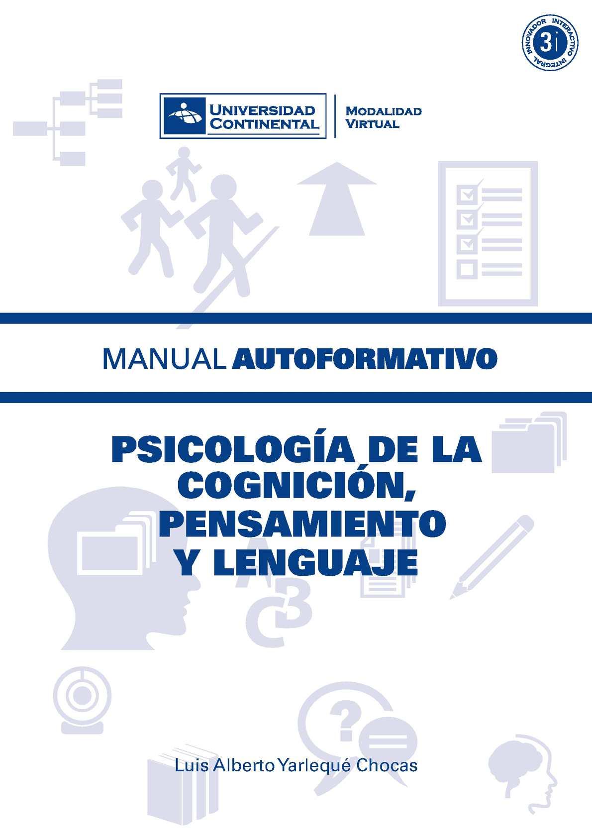 Calaméo - A0382 Psicología De La Cognicion Pensamiento Lenguaje MAU01