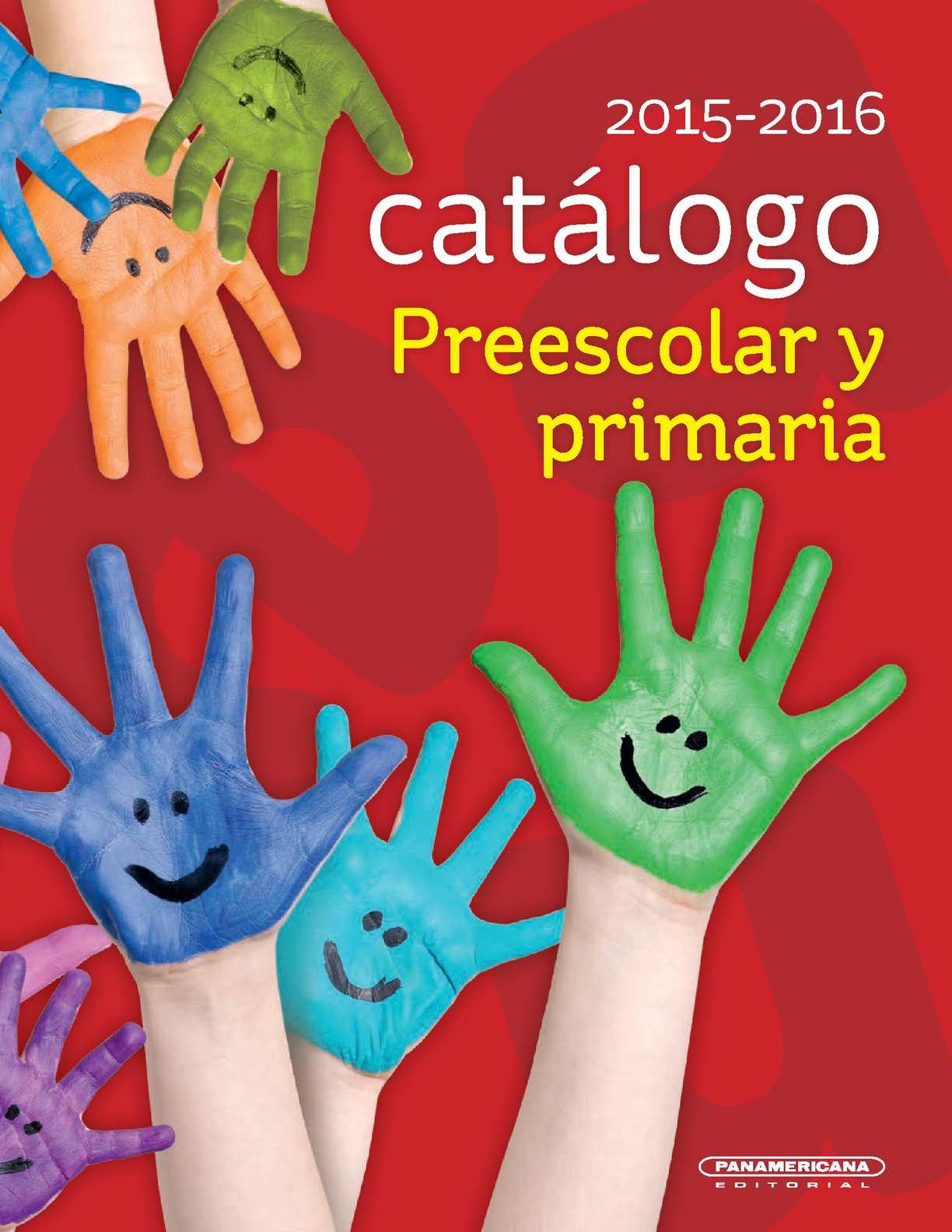 Calaméo - Catalogo Primaria 2015 - 2016