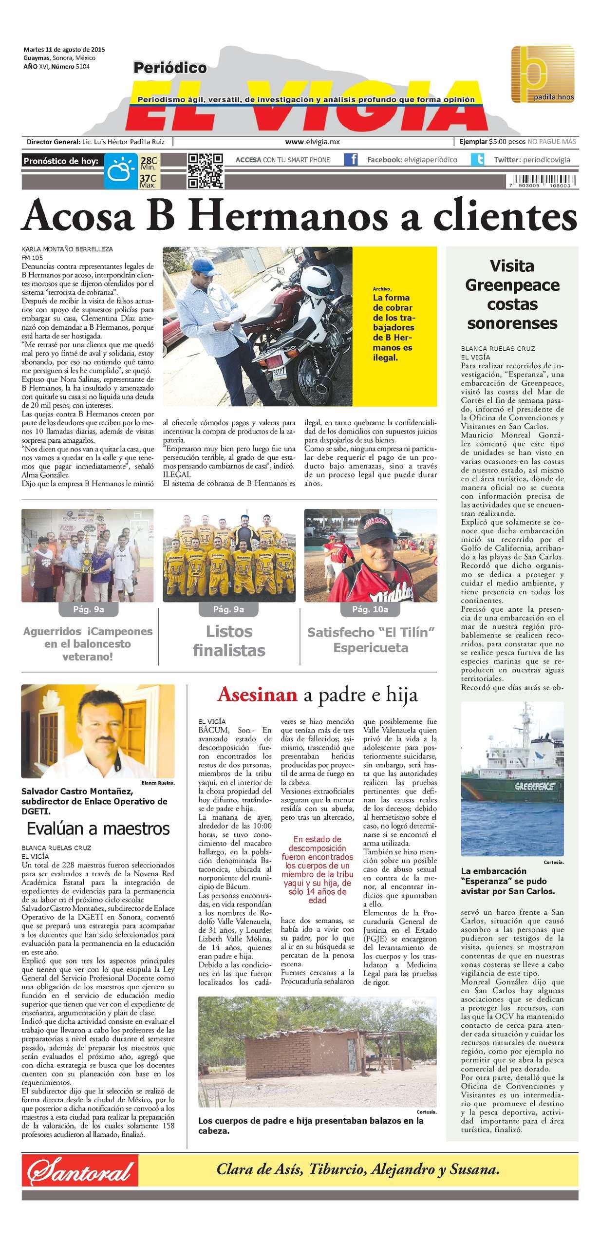 Calaméo - 11 de agosto del 2015