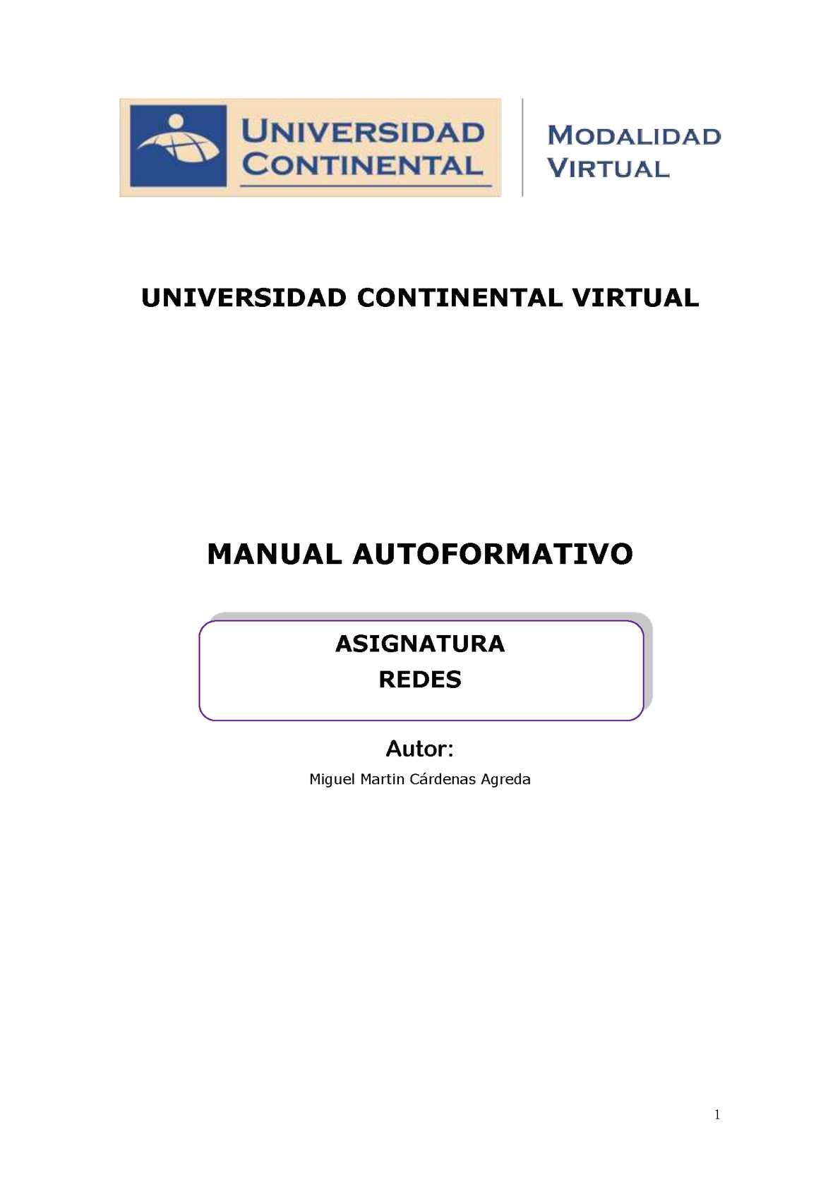 Calaméo - A0416 Manual De Redes Final