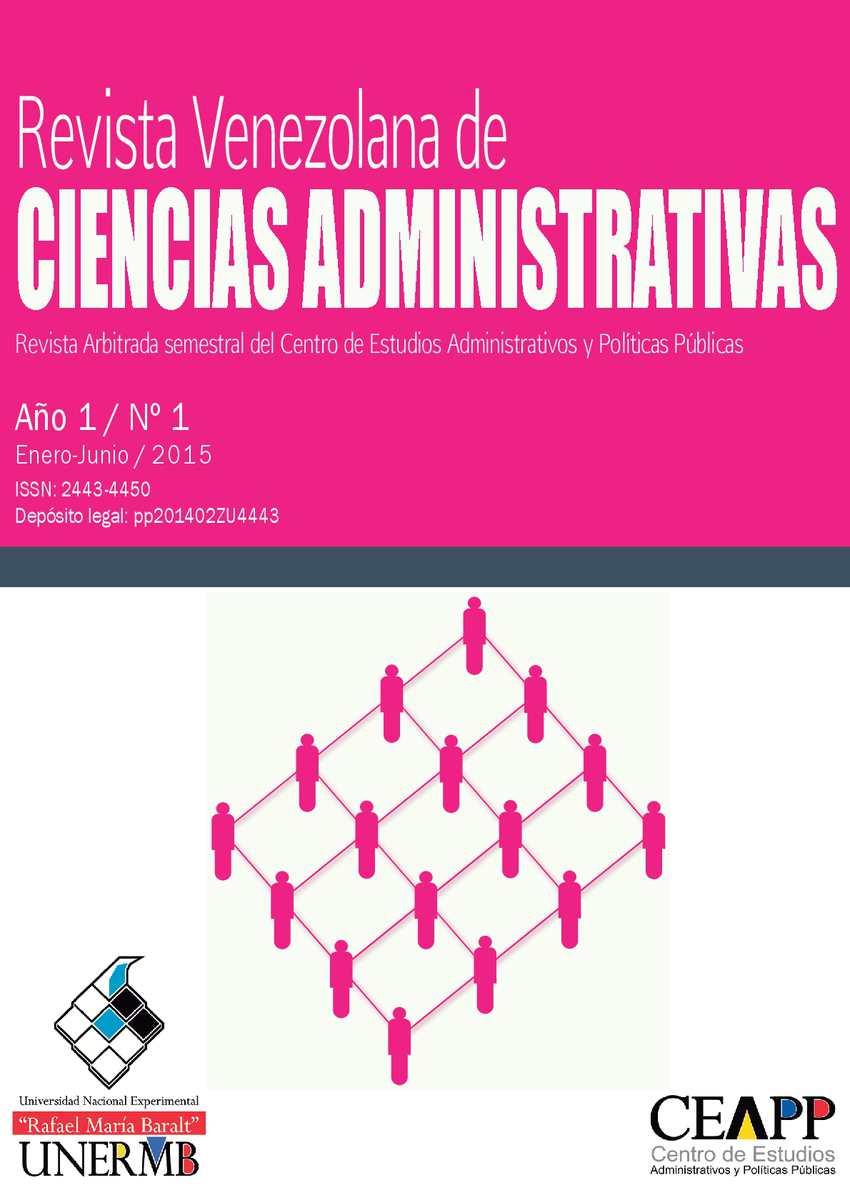 Calaméo Revista Venezolana De Ciencias Administrativas
