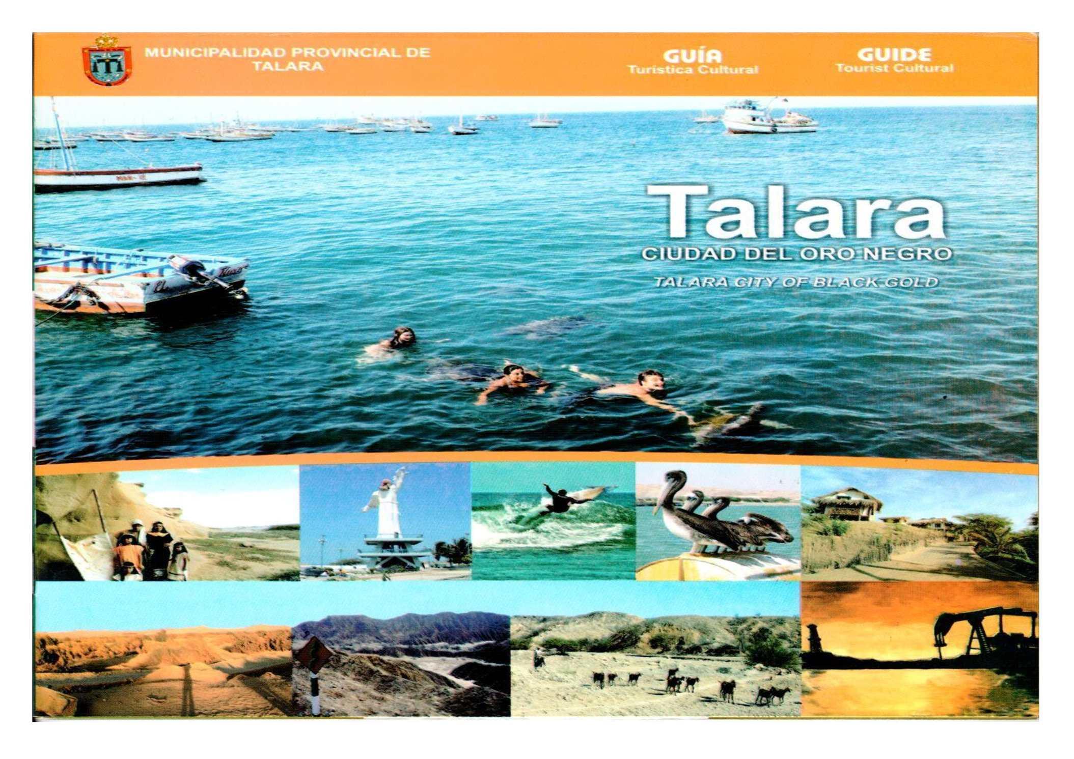 Guia Turistica Cultural Talara