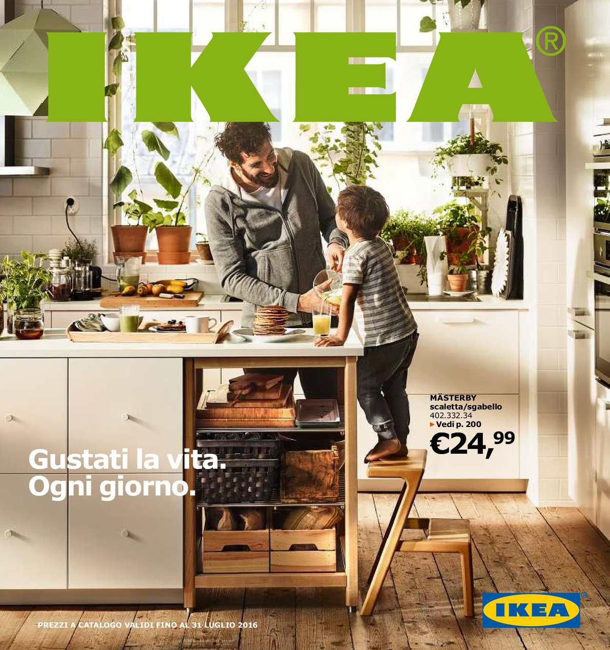 Calam o catalogo ikea fino al 31 luglio 2016 - Ikea bologna catalogo on line ...