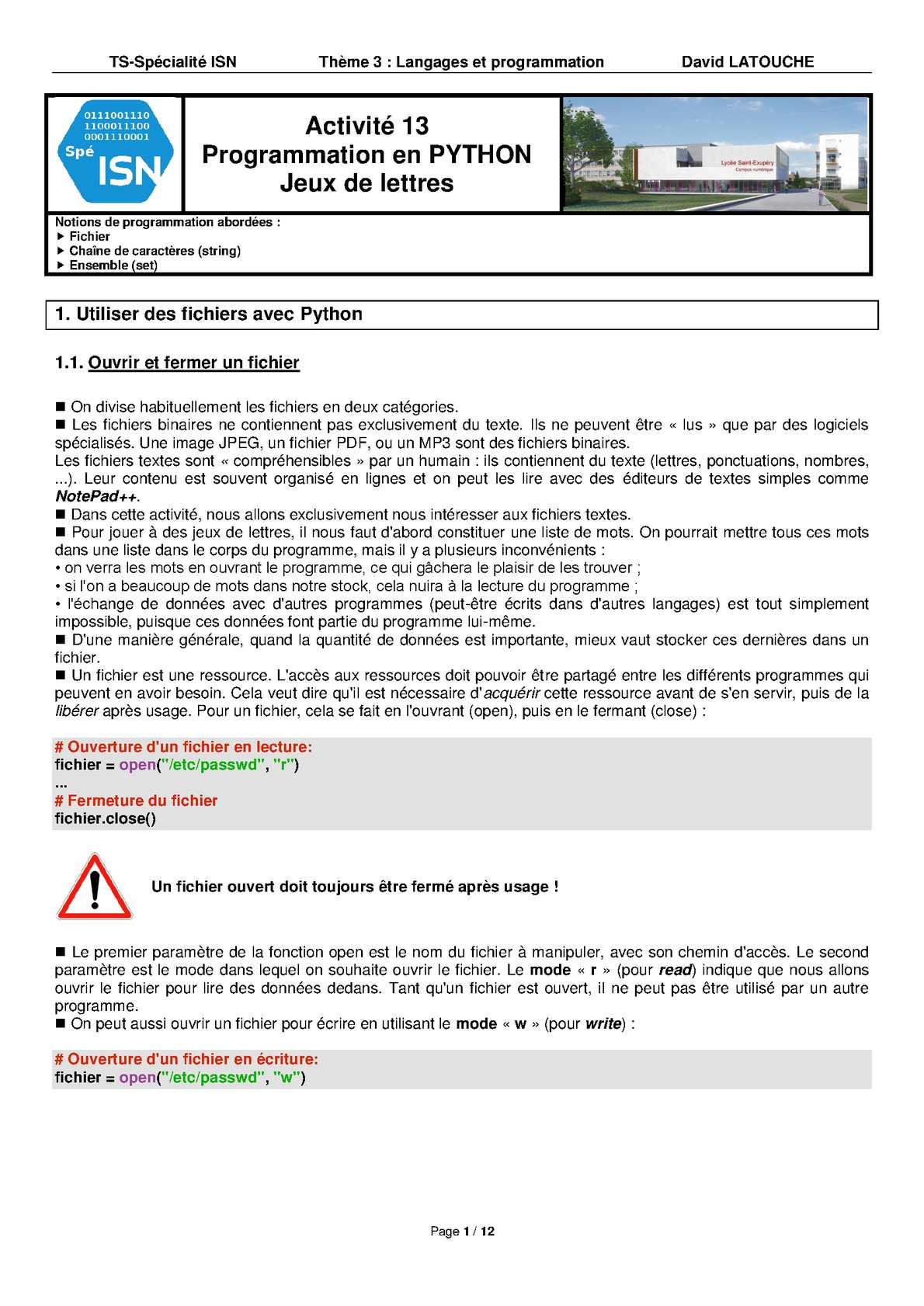 A13_ISN_Jeux_Lettres