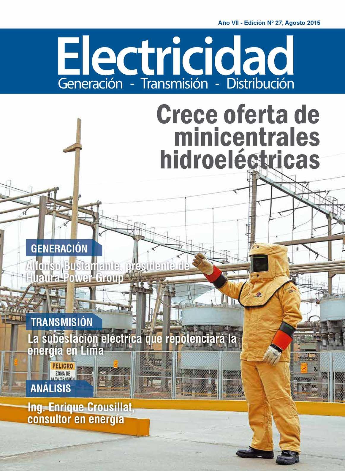 Calaméo - Revista Electricidad - Edición 27