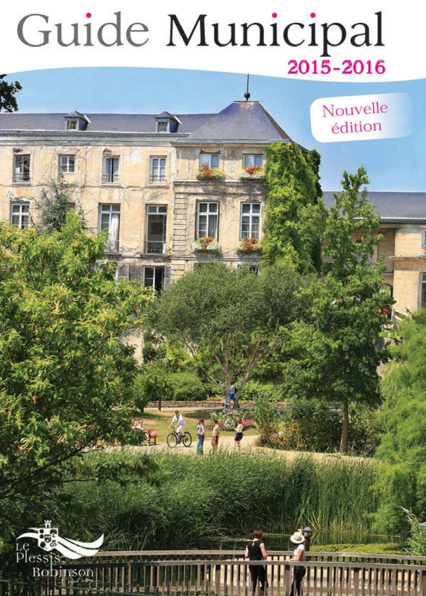 Calam o guide municipal 2015 2016 - Piscine du plessis robinson ...