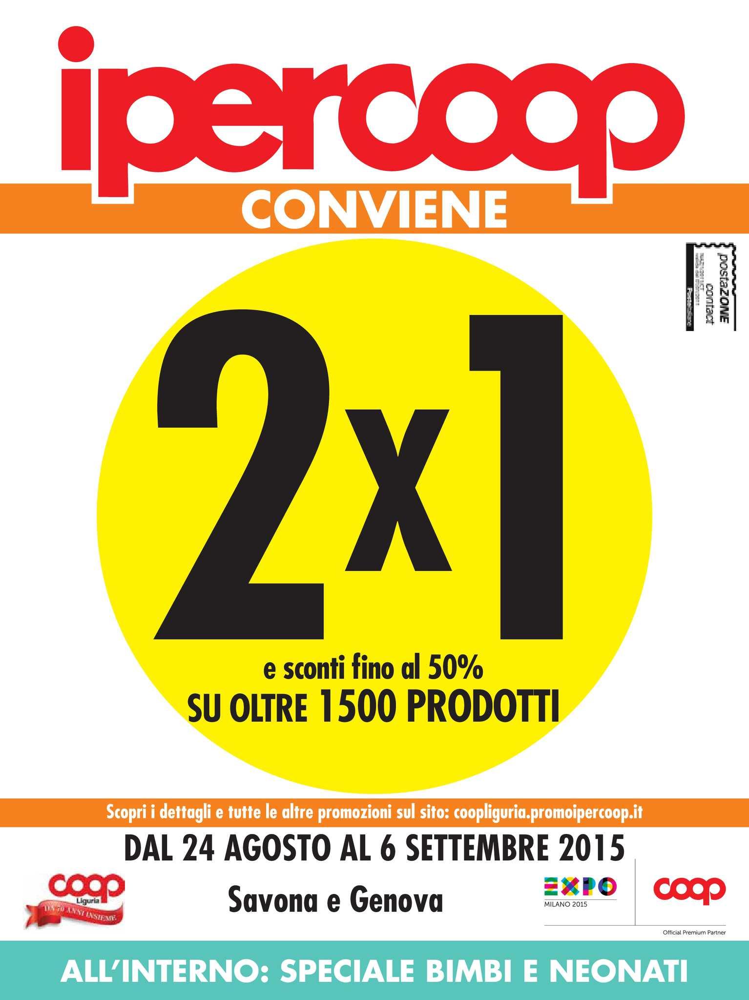 Best Ipercoop La Spezia Le Terrazze Images - Idee Arredamento Casa ...