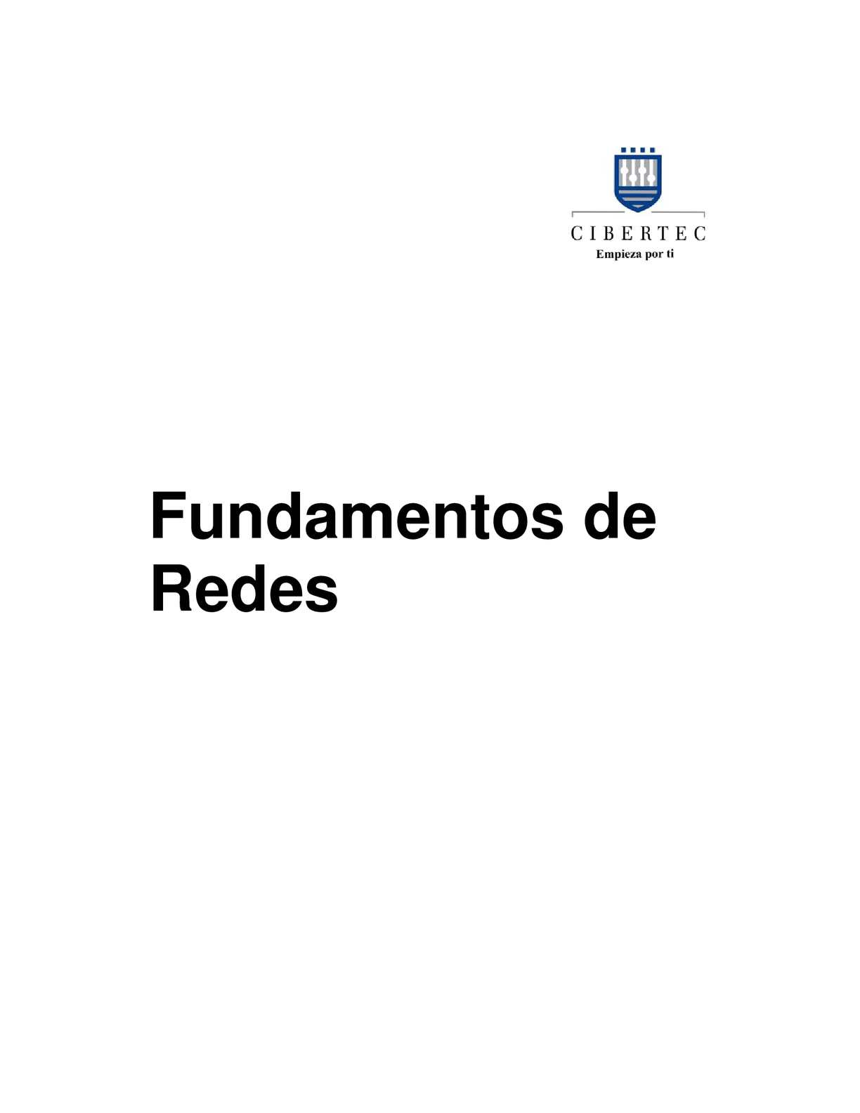 Calaméo - Fundamentos De Redes (1).