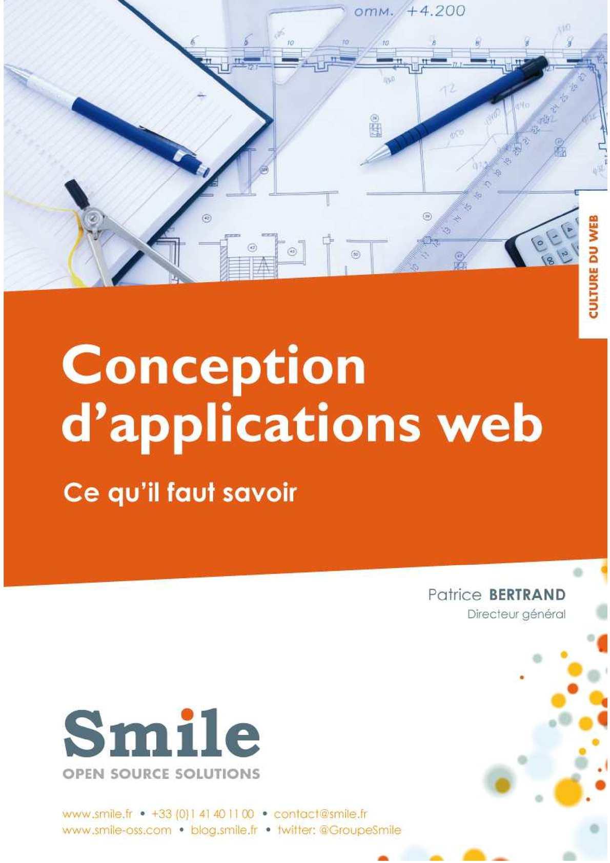 Lb Smile Conception Des Applications Web