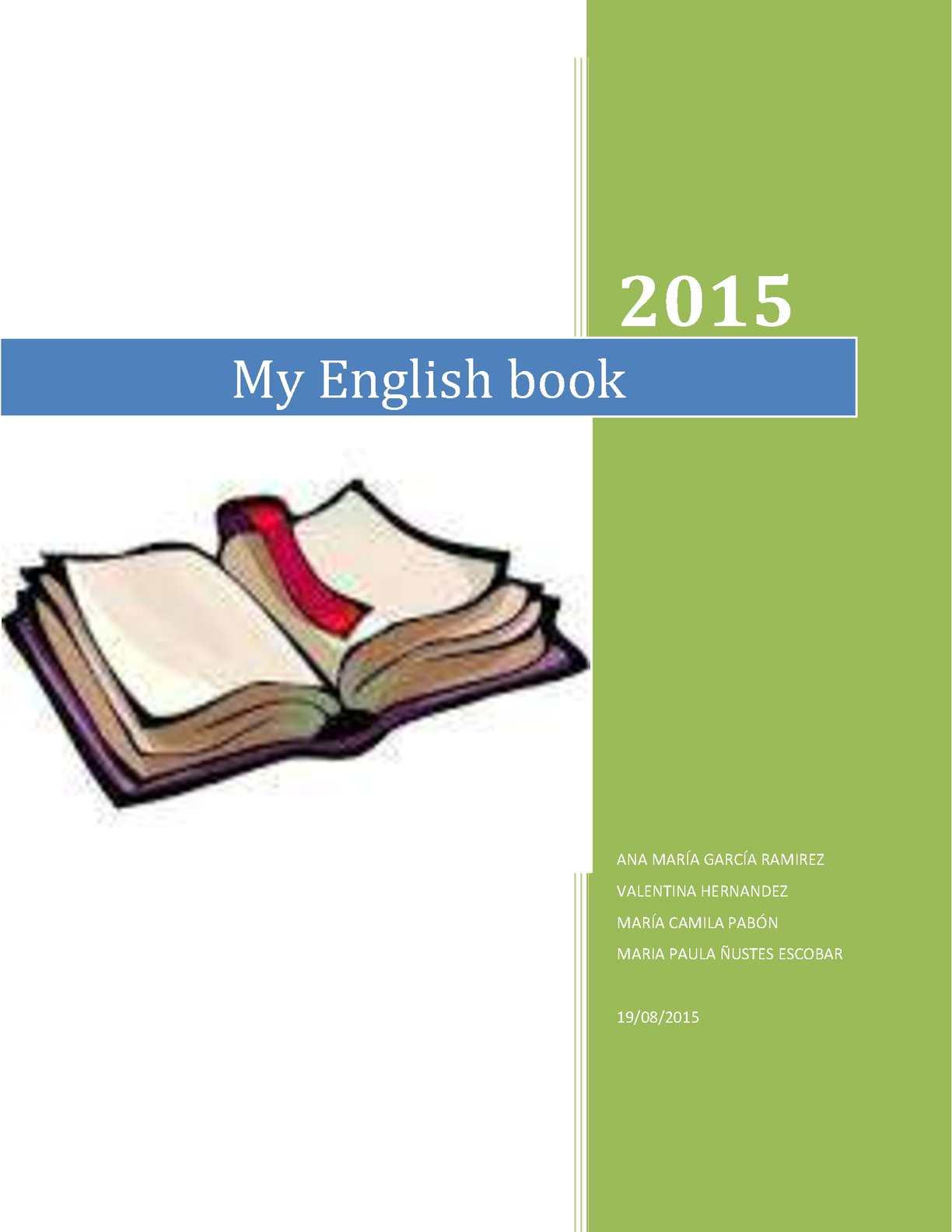 My English Book