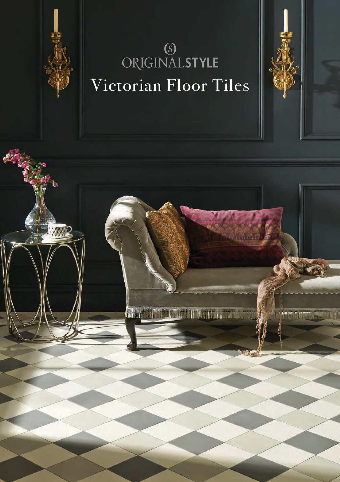 Calaméo - Victorian Floor Tiles Brochure
