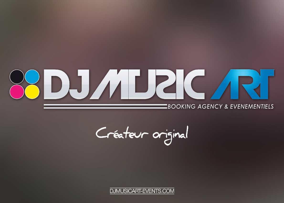 Catalogue DJ MUSIC ART Events 2015/2016