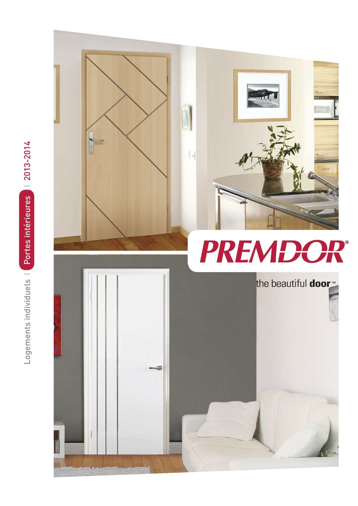 Calam o premdor porte d 39 interieur for Portes interieures design