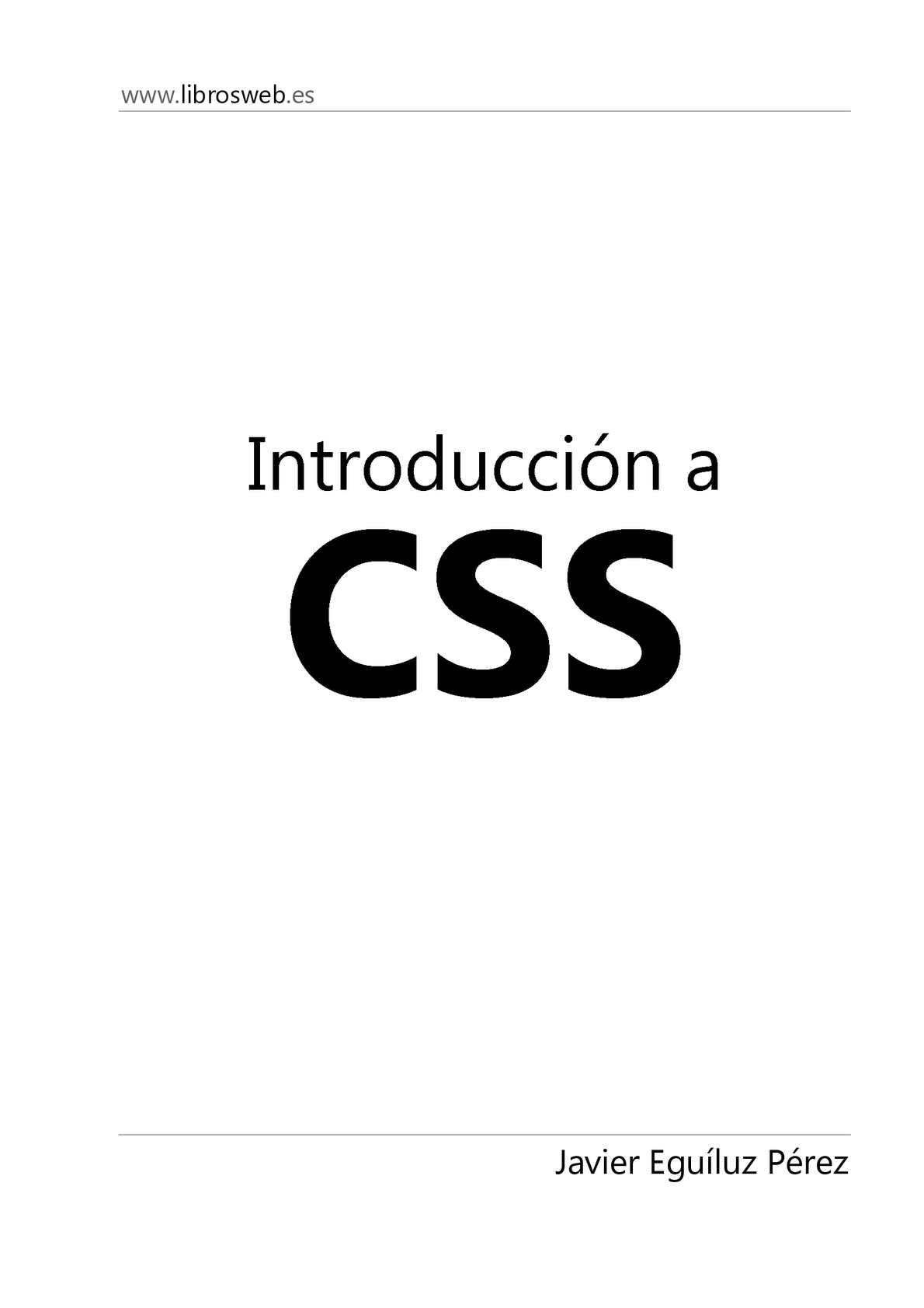html xhtml y css ttulos especiales