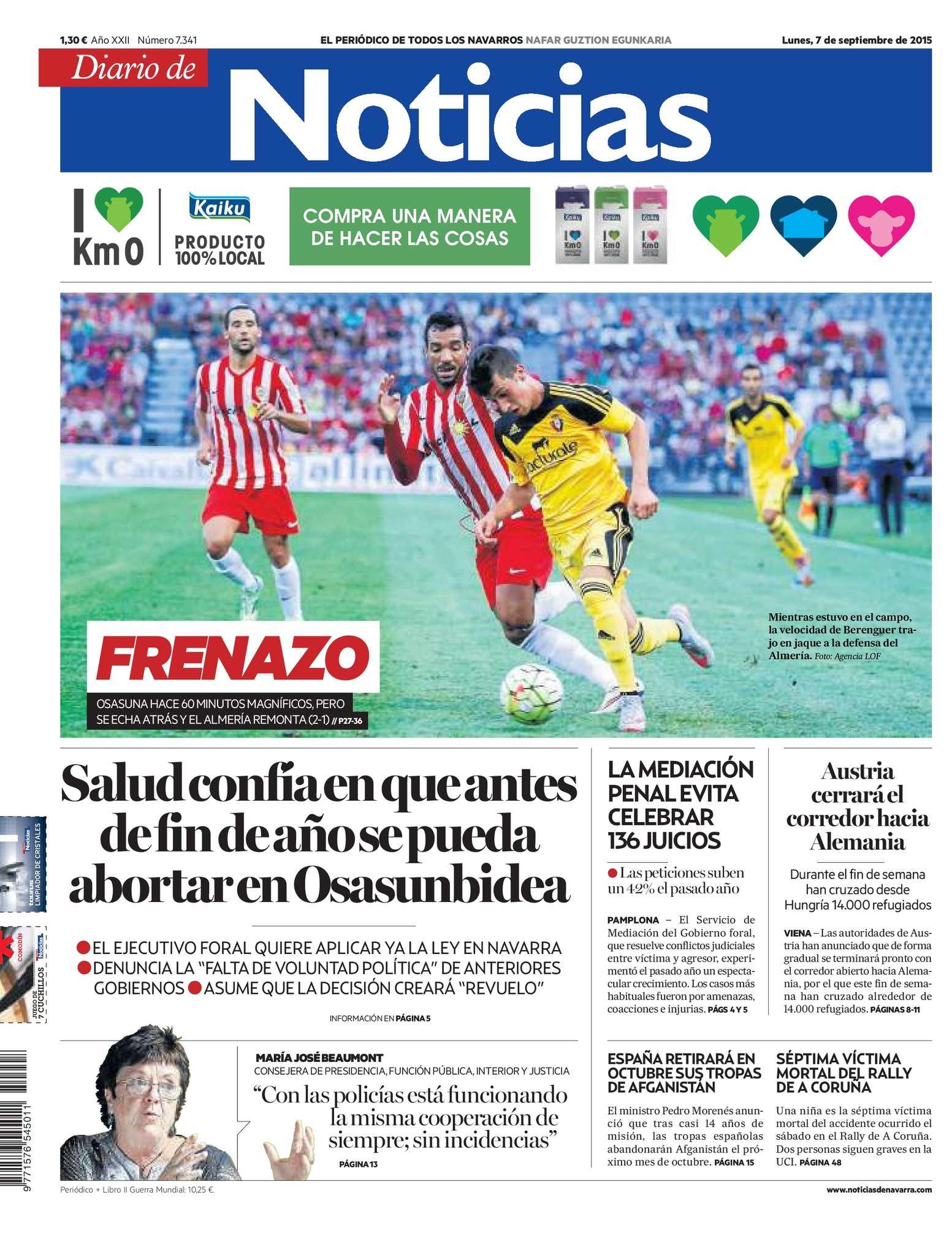 Calaméo - Diario de Noticias 20150907