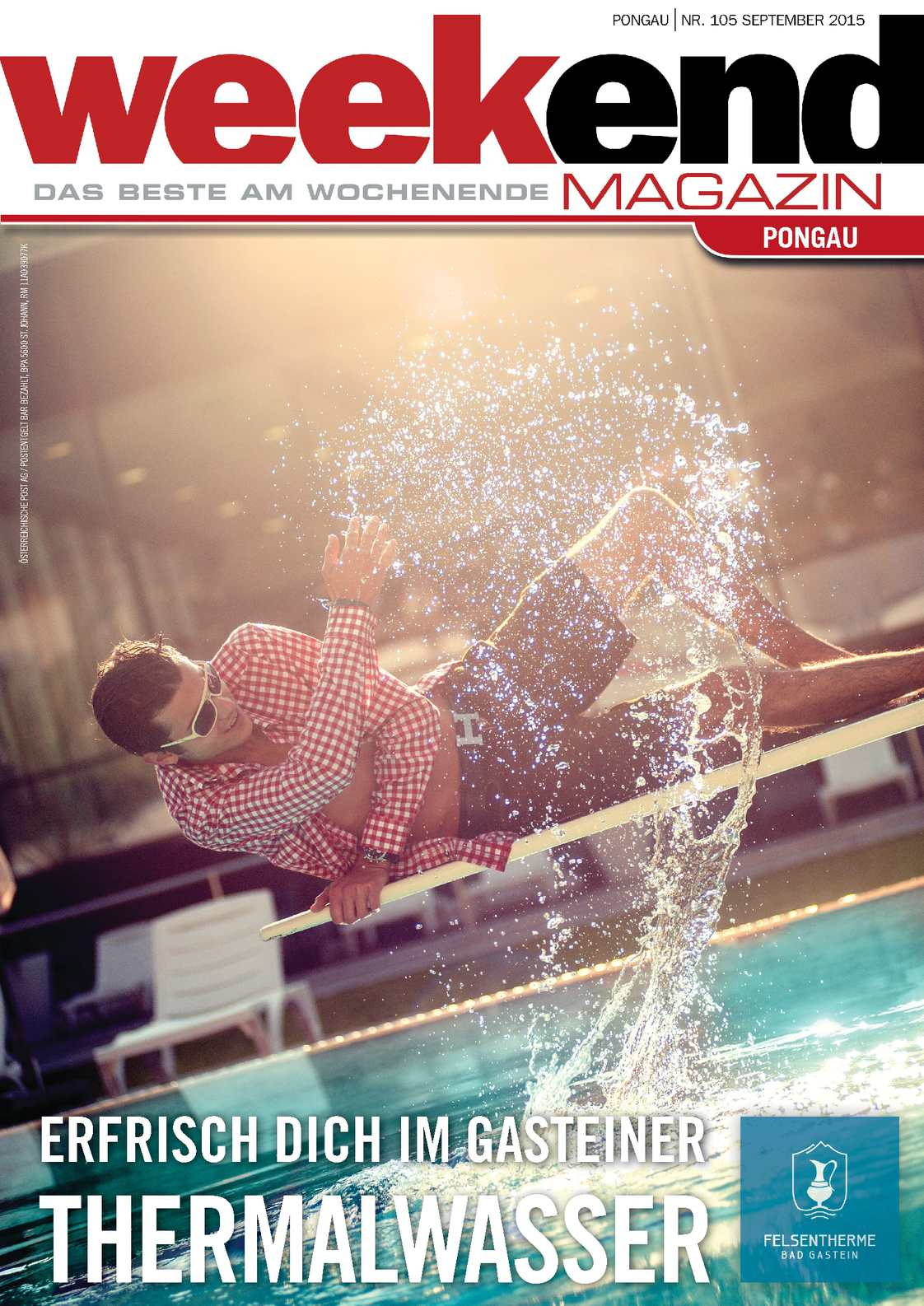 Calaméo - Weekend Magazin Pongau Ausgabe 105