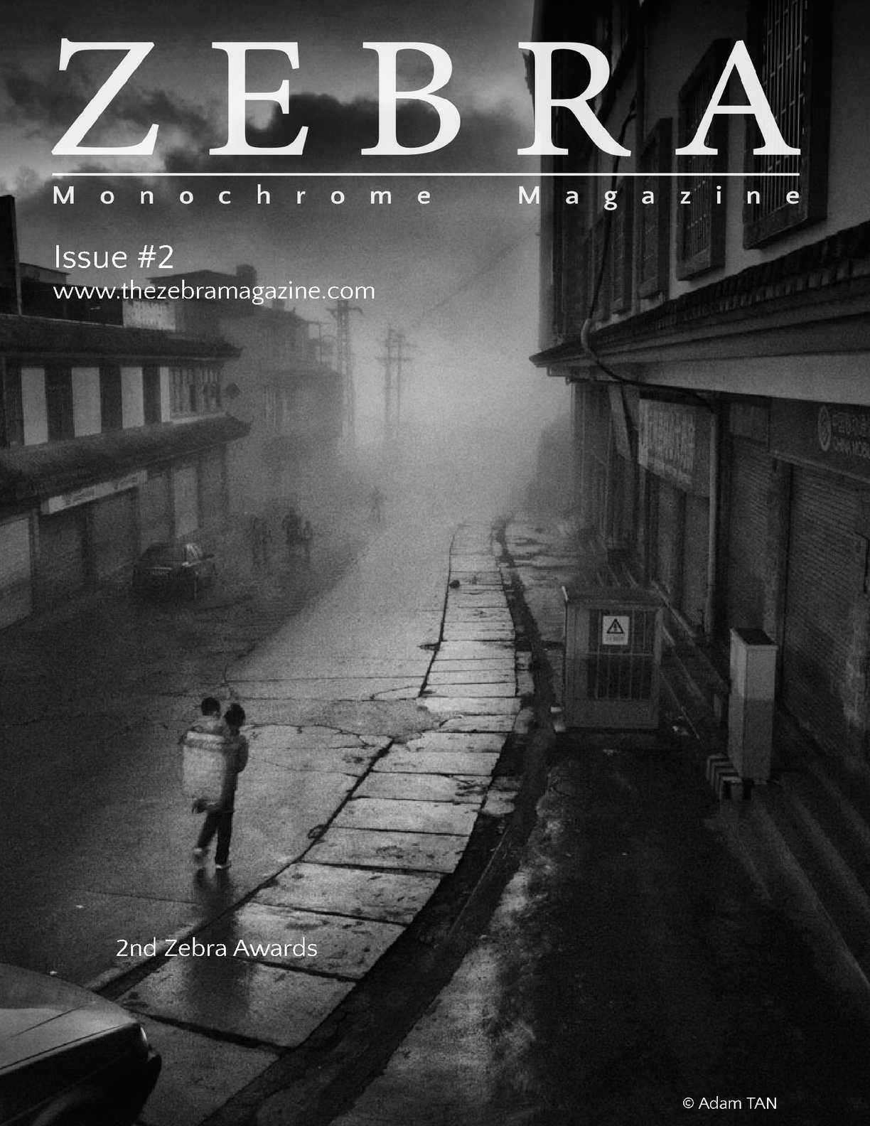 Zebra Magazine Issue #2a