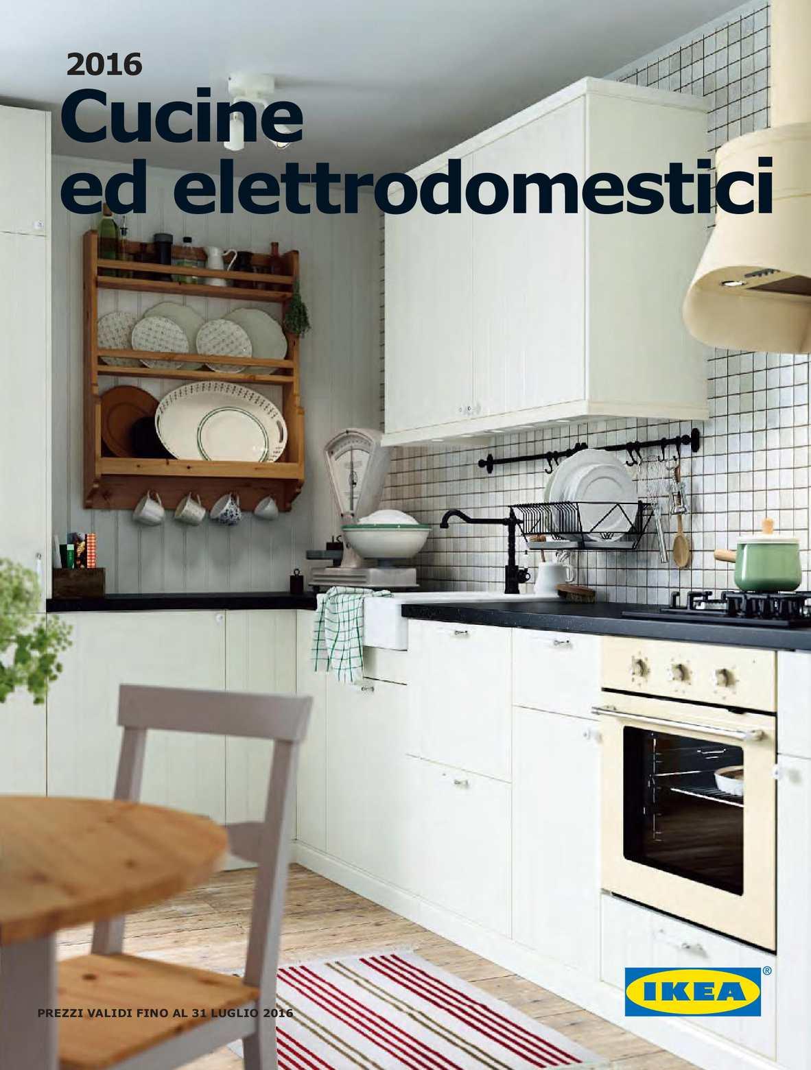 Calam o catalogo ikea cucine ed elettrodomestici fino a for Recensioni elettrodomestici ikea