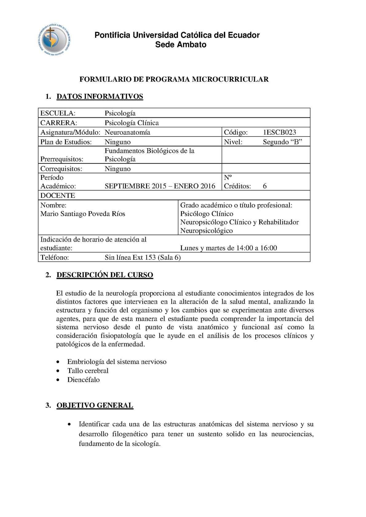 Calaméo - Syllabus Neuroanatomia Cli 1
