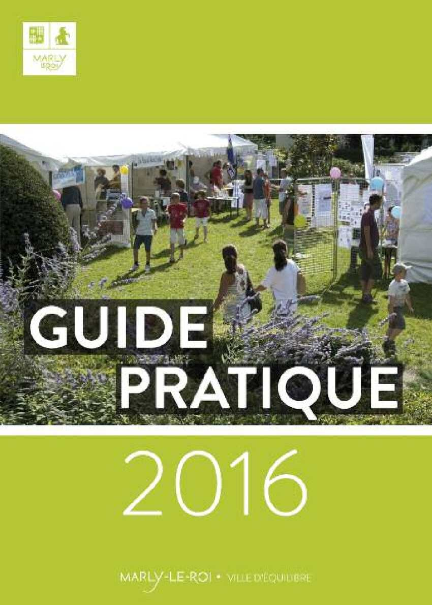 Calam o guide marly 2016 for Piscine marly le roi