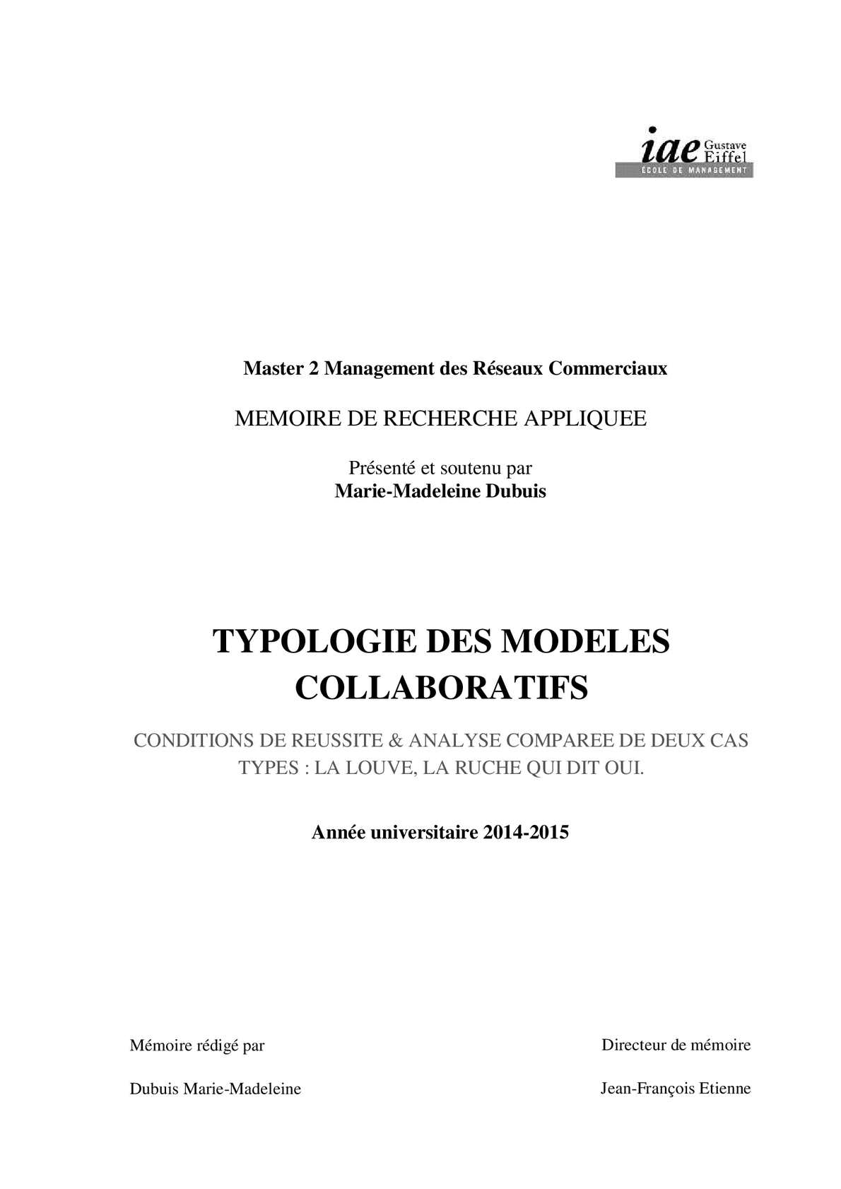 Calam O Typologie Des Modeles Collaboratifs Conditions De  # Comment Brancher Meuble Tv Felson
