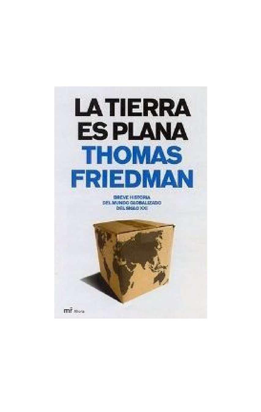 Calaméo - Friedmanthomas Latierraesplana ...