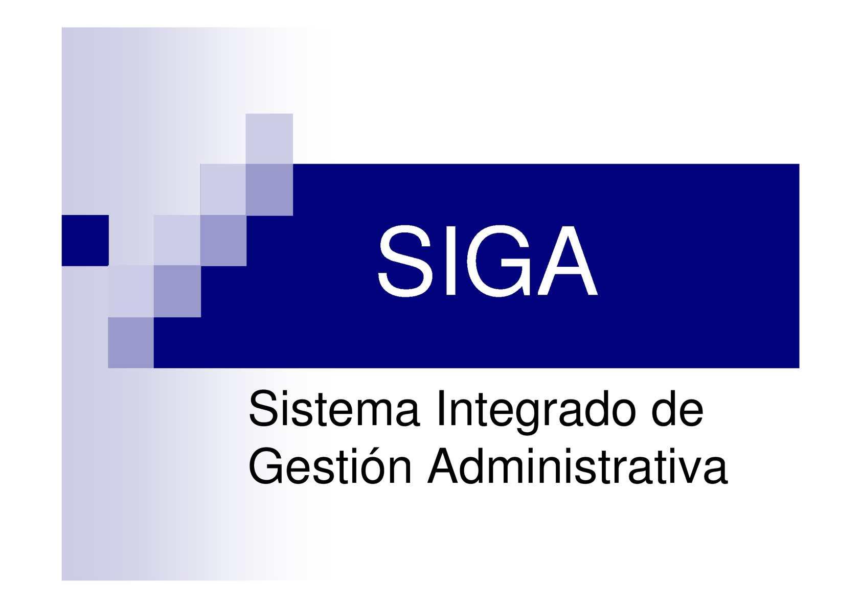 Presentación Siga A Minsa 050705