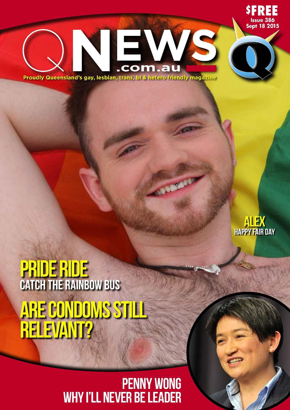 QNews Issue 386 (Interactive)