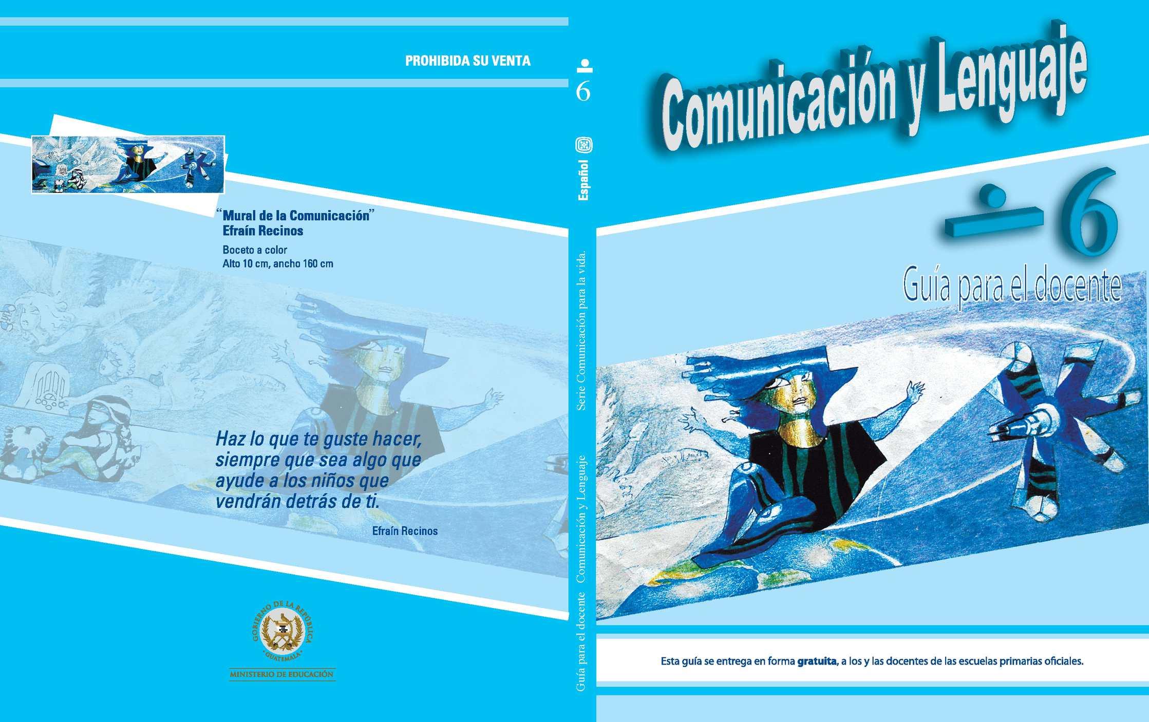 Calaméo - Guia Comunicacion Y Lenguaje 6to Grado