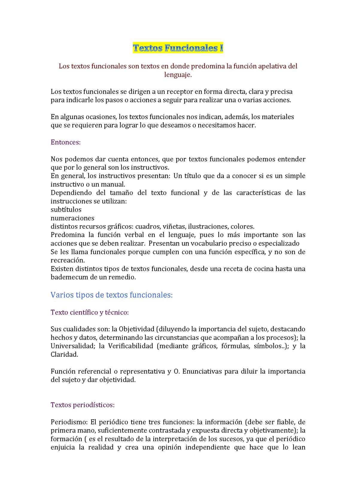 Calaméo - Textos Funcionales Pdf 19 09