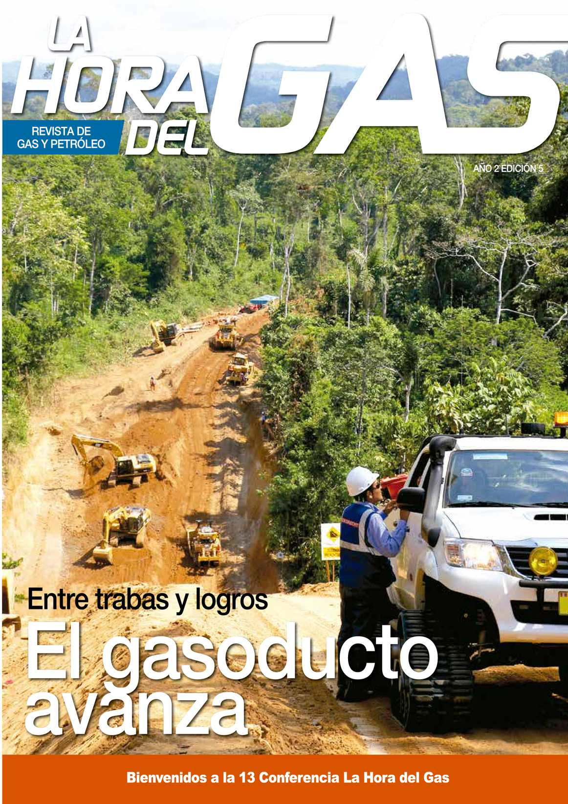 Calaméo - Revista La Hora Del Gas 5 (1)
