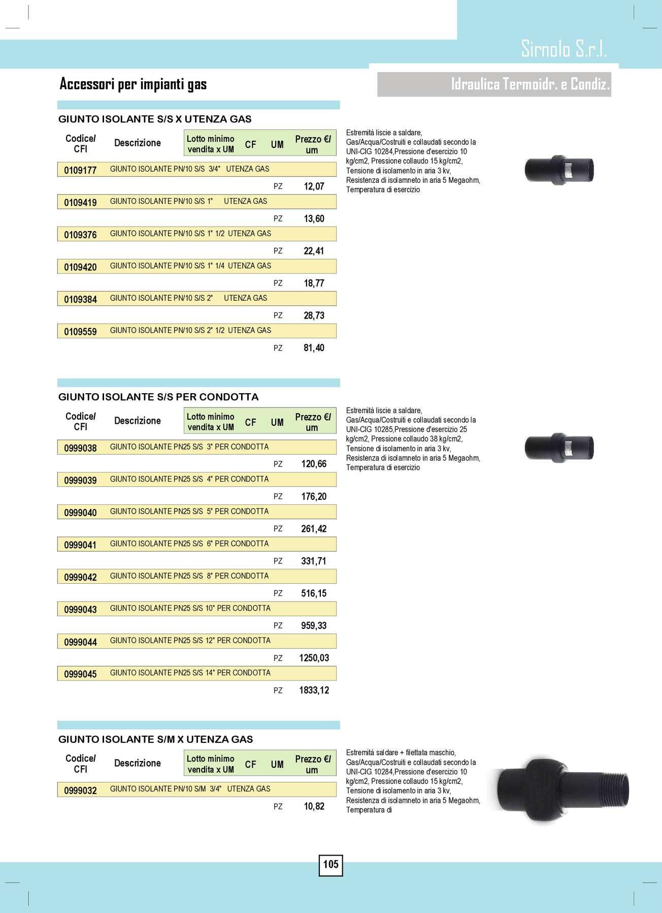 Calaméo - Catalogo Idraulica Termoidraulica E Condizionamento 02b1be72338f
