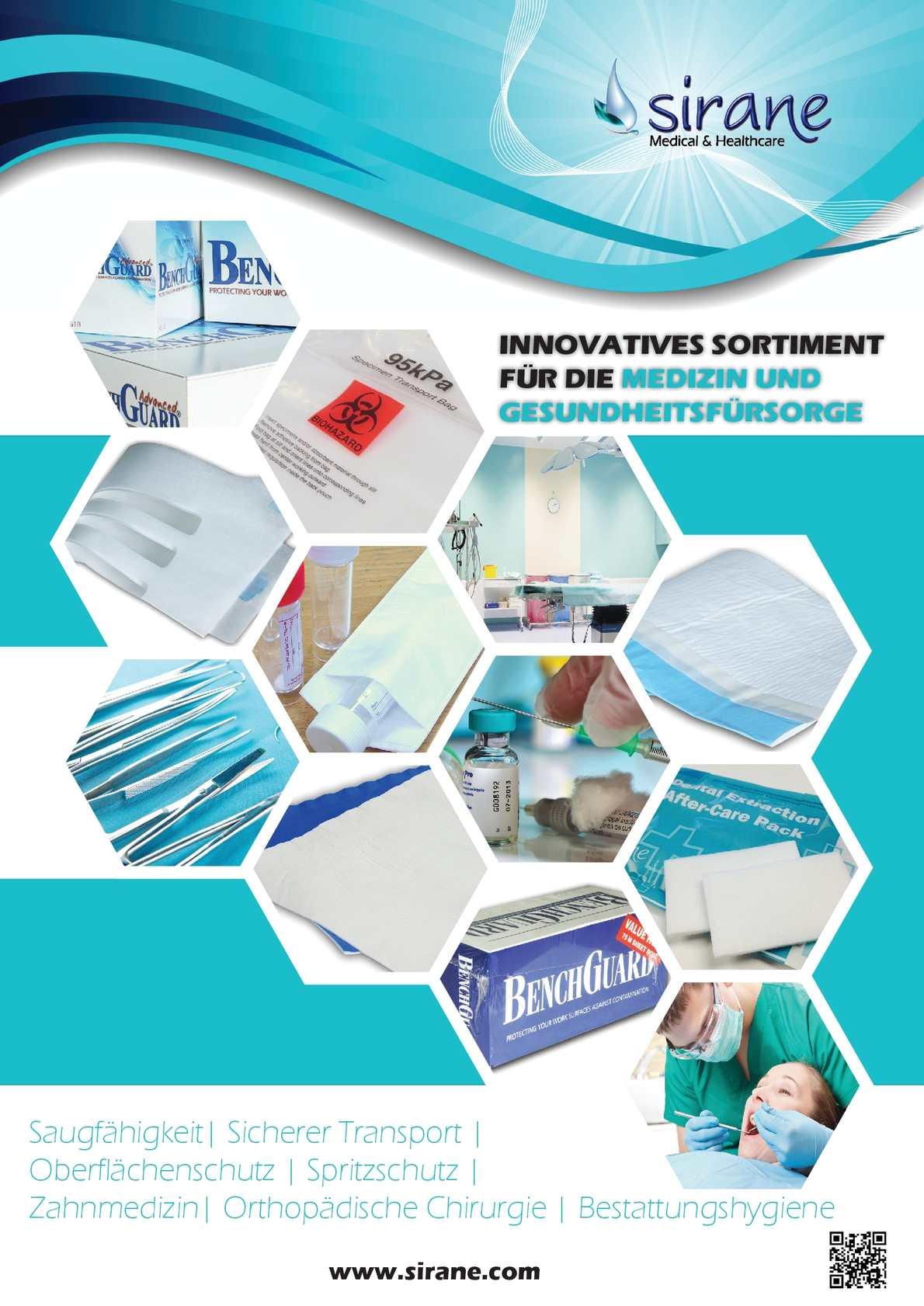 Healthcare Brochure | Calameo Sirane Medical Healthcare Brochure De