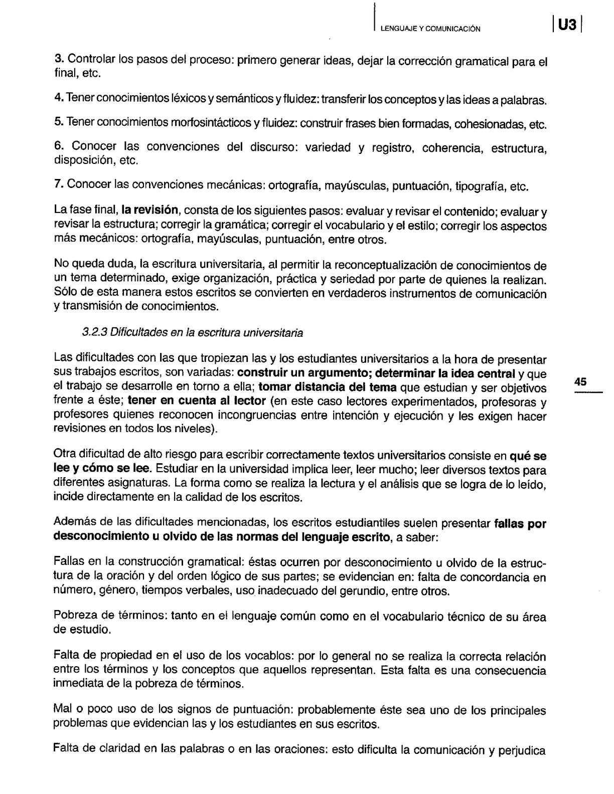 Asombroso Hojas De Trabajo De Vocabulario Universitarios Ideas ...