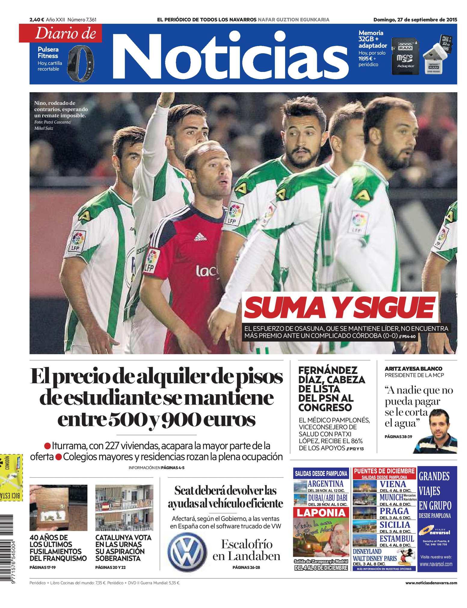 Calaméo - Diario de Noticias 20150927 606e87a241322