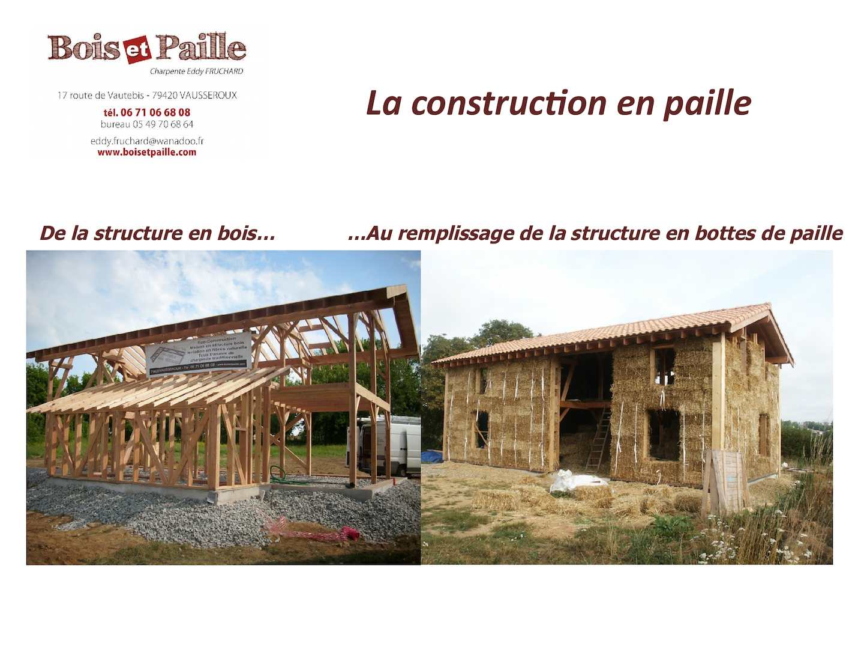 Salon Construction Bois - Calaméo Conférence Paille Construction Paille Salon Bois Anger 2015