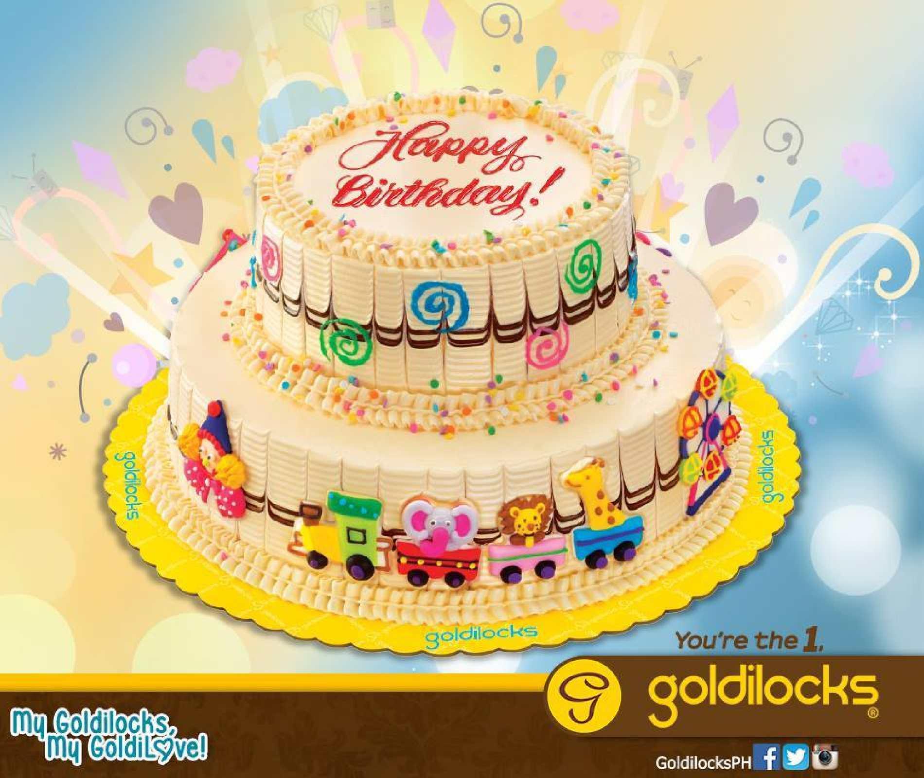 Cake Designs In Goldilocks Kustura for
