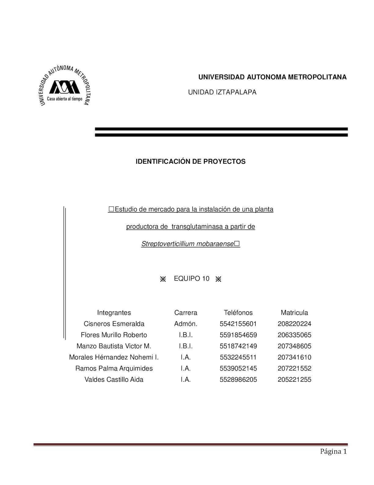 Calaméo - Transglutaminasa