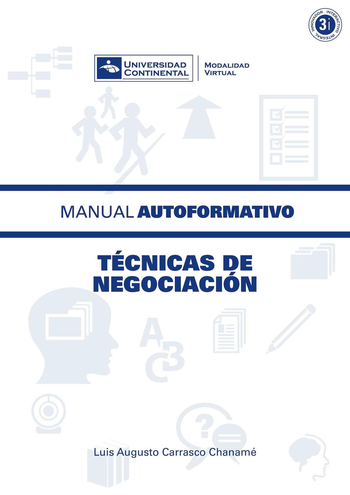 A0953 MA Tecnicas De Negociacion ED1 V1 2015