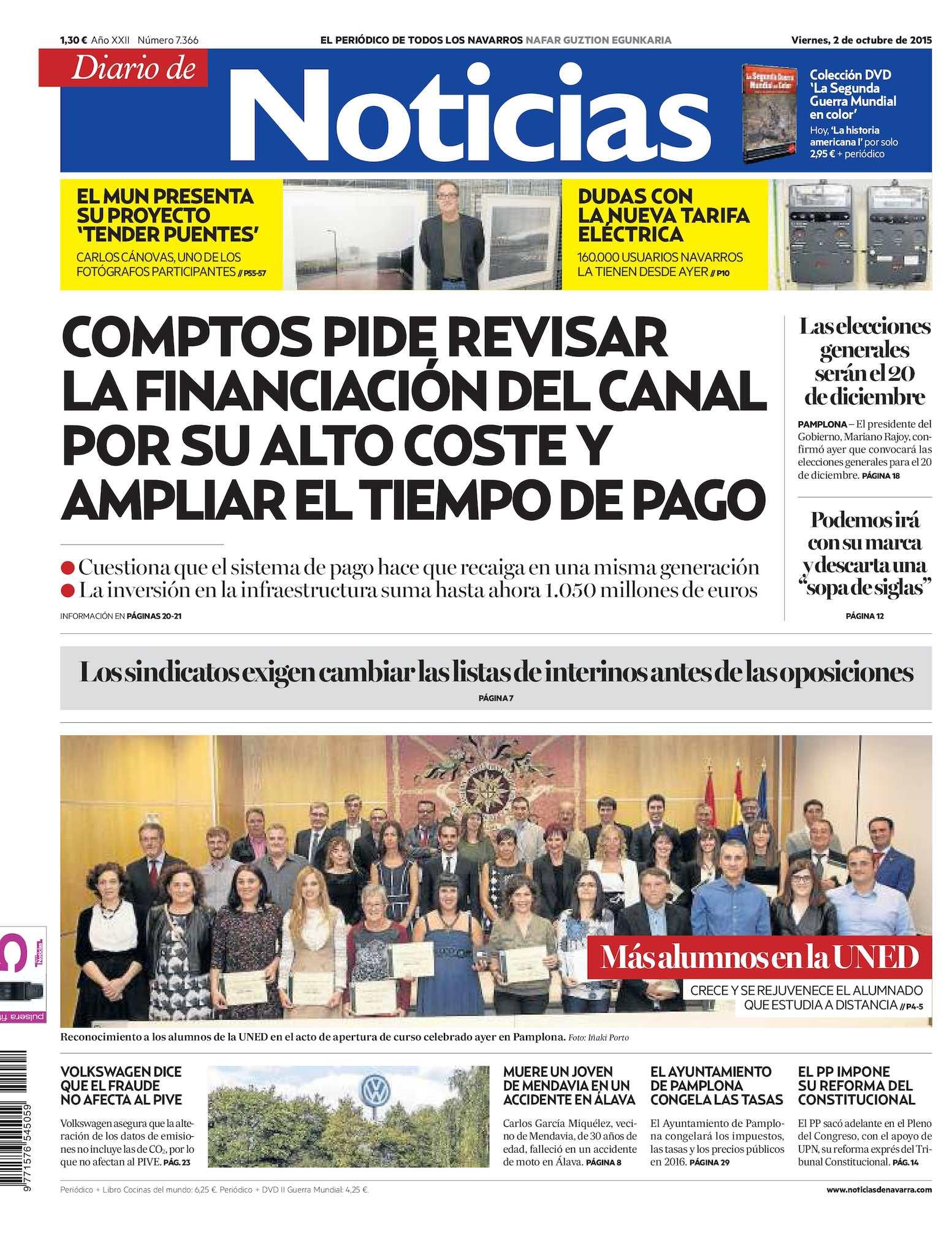 Calaméo - Diario de Noticias 20151002