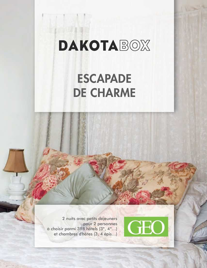Calameo Dakotabox Escapade De Charme 3 Jours 2 Nuits V8