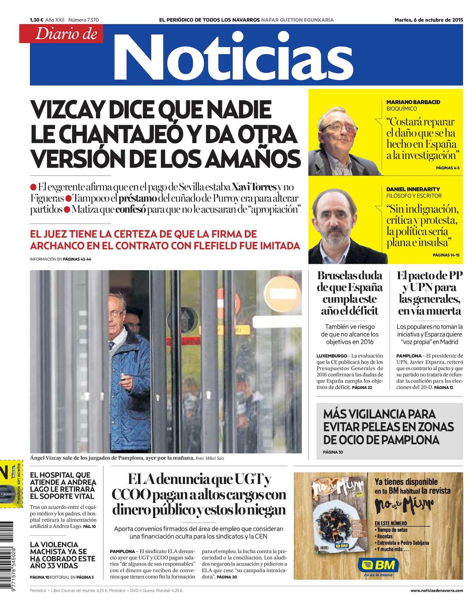 Calaméo - Diario de Noticias 20151006