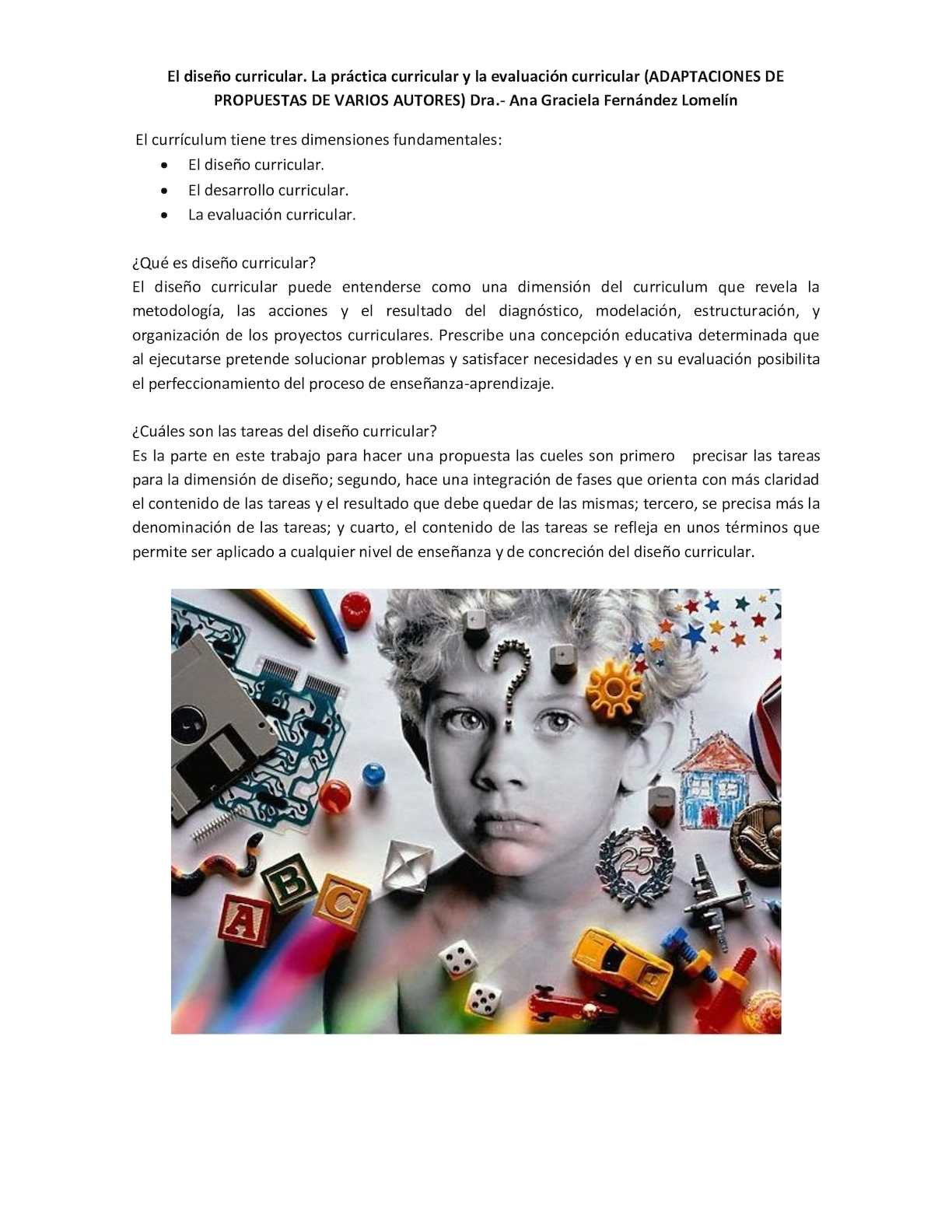 Calaméo - El Diseño Curricular1