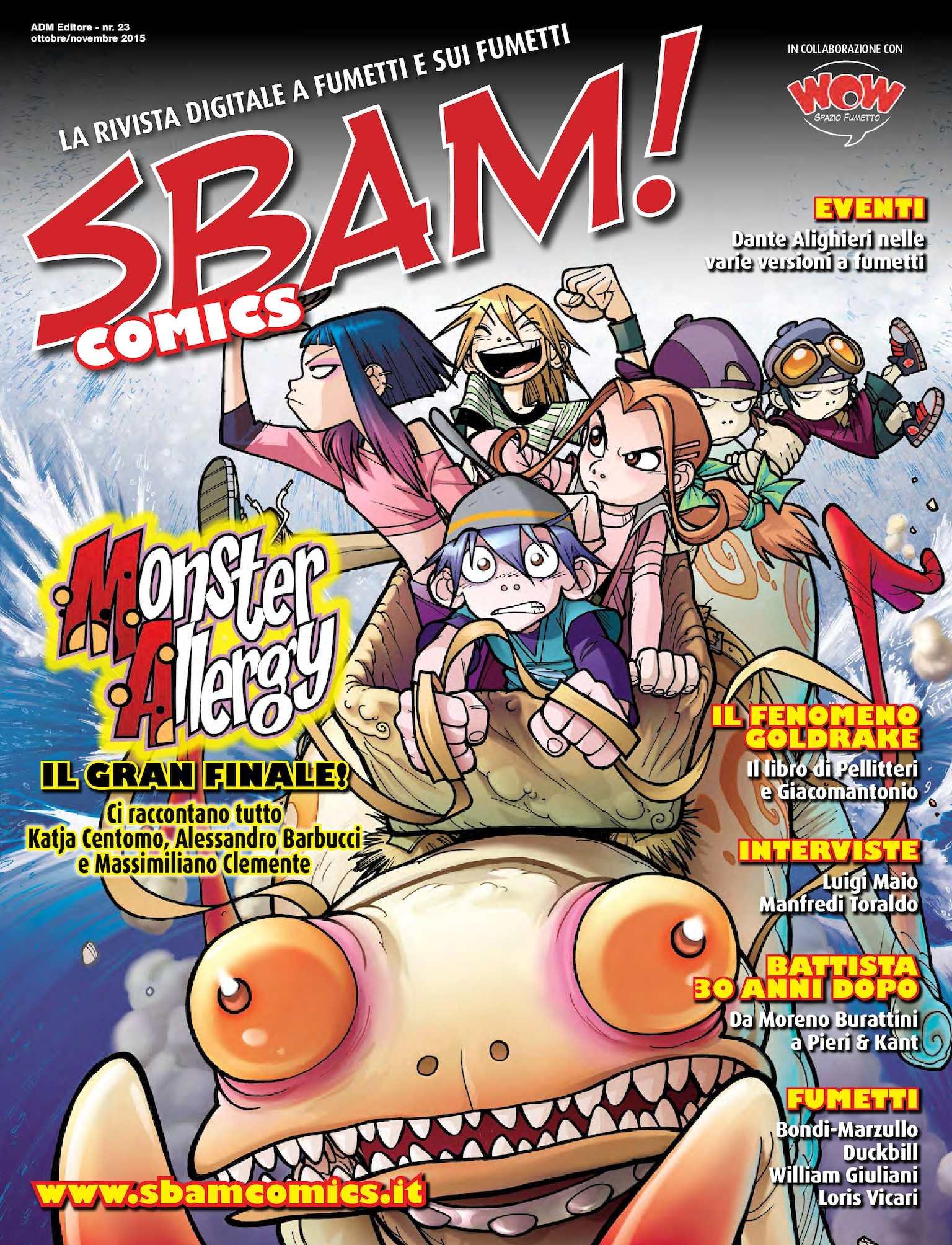 Calaméo Sbam Comics Nr23
