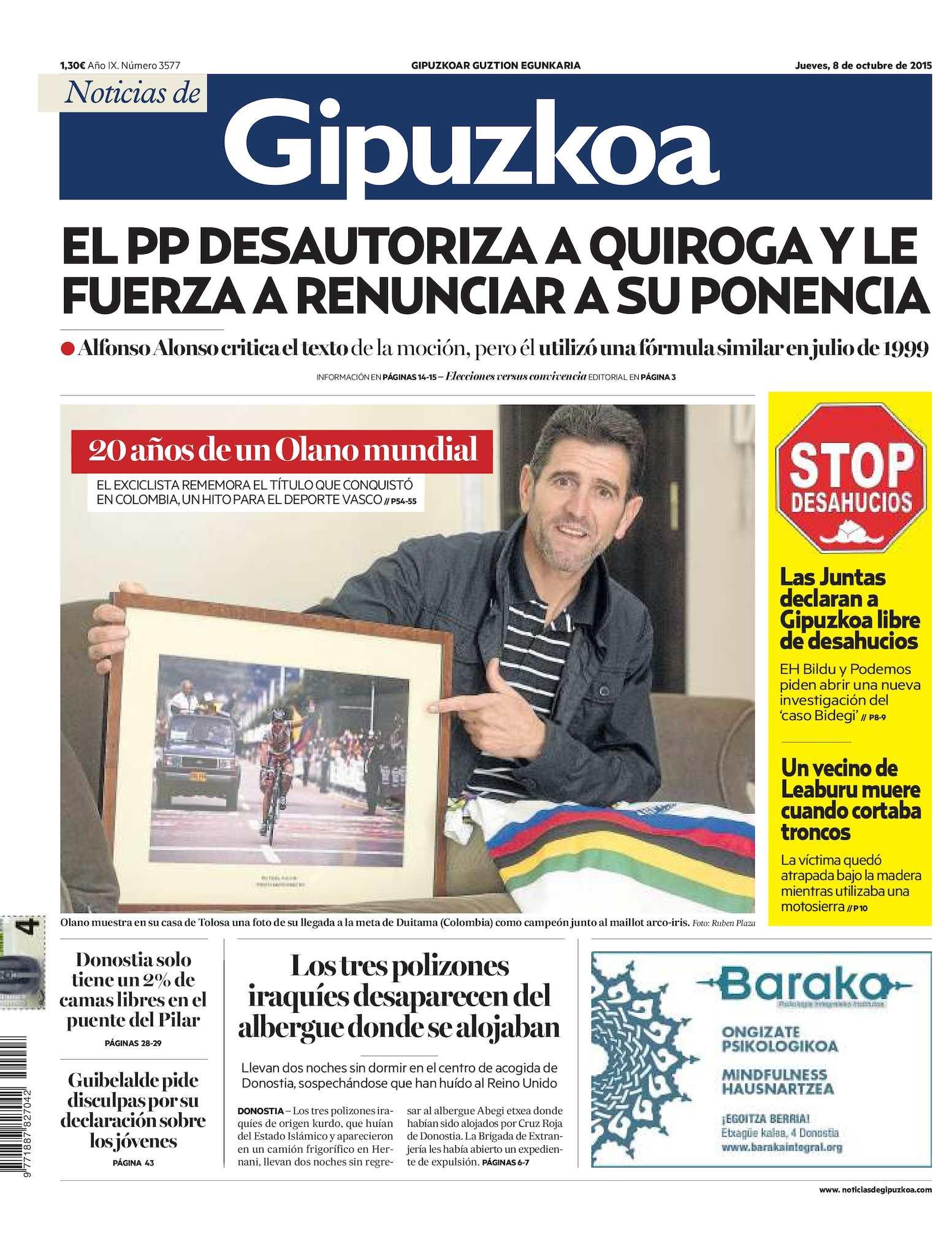 Calaméo - Noticias de Gipuzkoa 20151008 efac5e8323601