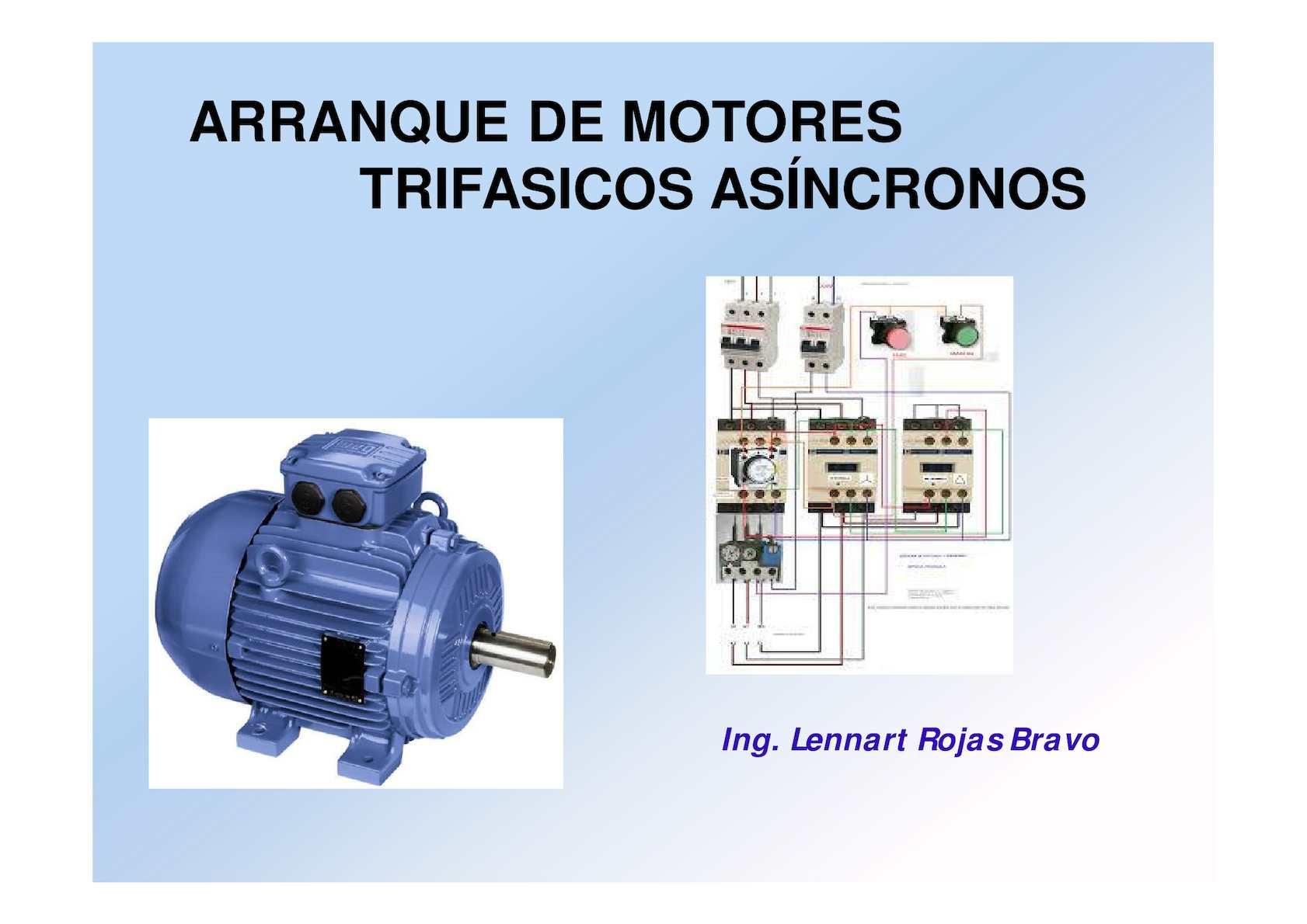 Calaméo - ARRANQUE DE MOTORES TRIFASICOS ASINCRONOS - VAF